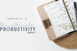 The Ultimate Productivity Bundle 2019 Is Here!