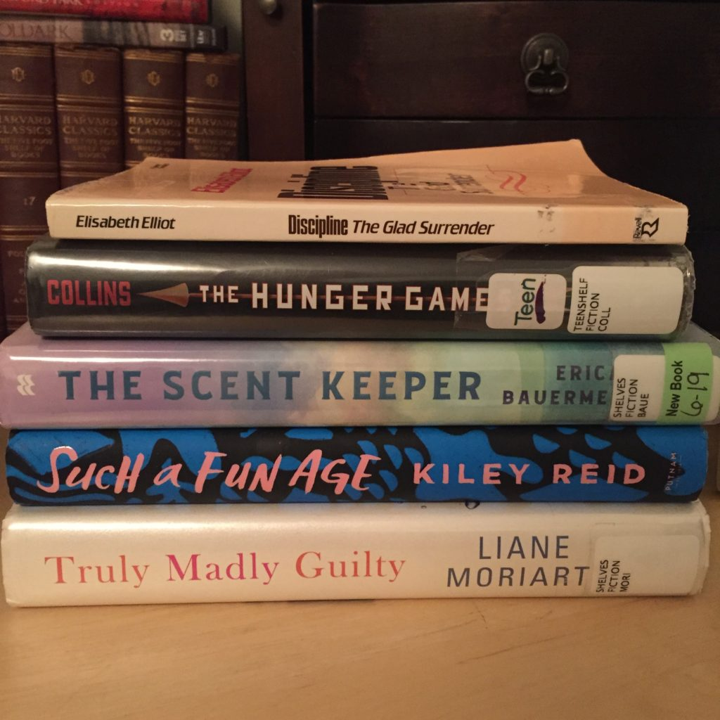 What I Read Last Month: February 2020
