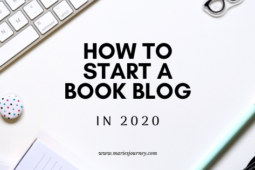 How To Start a Book Blog in 2020